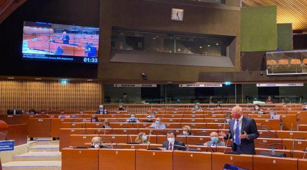 Εισηγητής για τα Δυτικά Βαλκάνια στο Συμβούλιο της Ευρώπης ο Γιώργος Παπανδρέου