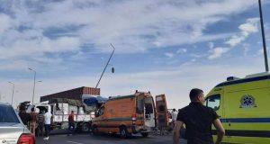 Αίγυπτος: Σφοδρή σύγκρουση φορτηγού με λεωφορείο – 19 νεκροί