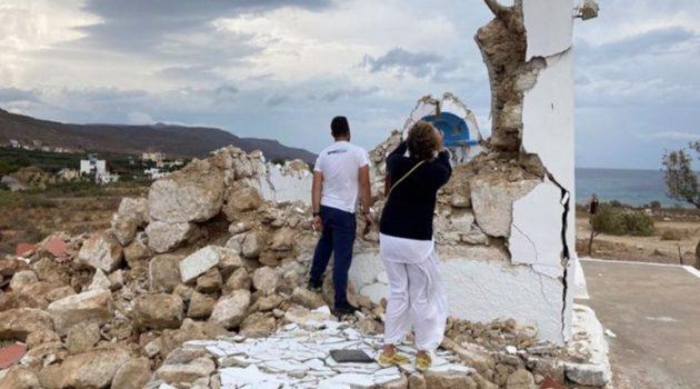 Σε εφαρμογή το Σχέδιο «Εγκέλαδος» μετά το σεισμό 6,3 Ρίχτερ που ταρακούνησε την Κρήτη