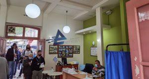 Αγρίνιο – Ν.Δ.: Εντυπωσιακή η συμμετοχή των ψηφοφόρων στις εσωκομματικές…