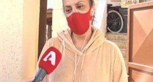 Η Μεσολογγίτισσα σύντροφος του Μικρούτσικου αναφέρθηκε στην κατάσταση της υγείας…