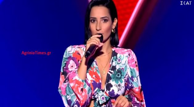 «The Voice»: Η Αμφιλοχιώτισσα Λένα Κηρολιβάνου στην ομάδα του Λευκαδίτη (Videos – Photos)