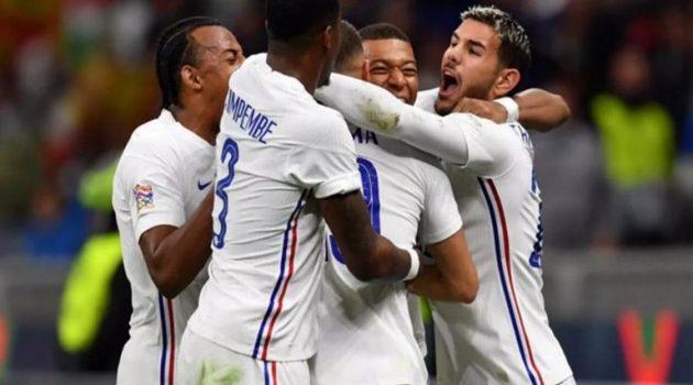 Μετά την Πορτογαλία η Γαλλία κατέκτησε το Uefa Nations League!