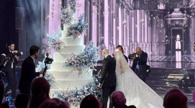 Γάμος στο Μονακό: Χλιδή, πυροτεχνήματα και η Ρίτα Όρα δίπλα σε Βίσση – Ρέμο (Videos)
