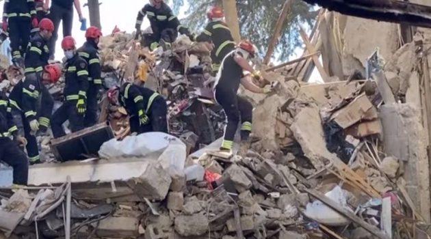 Γεωργία: Οκτώ οι νεκροί από κτίριο που κατέρρευσε