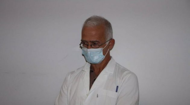 Καλαμάτα: Σε τί οφείλεται ο θάνατος του Διευθυντή της κλινικής Covid-19 Νίκου Γραμματικόπουλου;