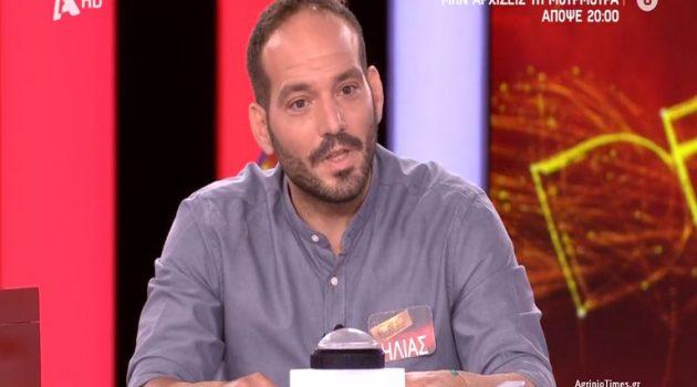 «Ερωτικός μετανάστης» στο Αγρίνιο ο παίχτης του «Deal» Ηλίας Δημητρίου (Photos)