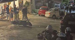 Μεγάλες διαστάσεις λαμβάνει η αστυνομική καταδίωξη στο Πέραμα (Video)