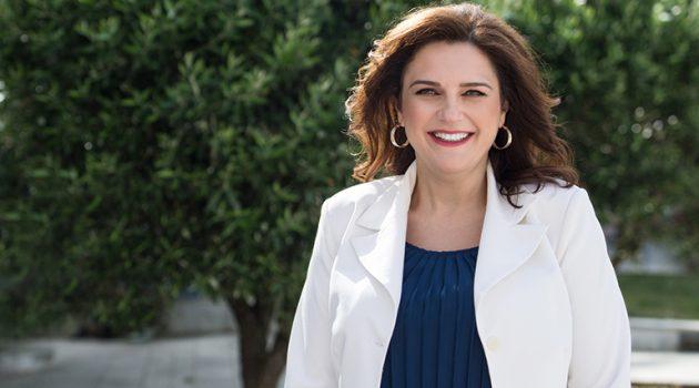Η Κατερίνα Κιτσάκη στο AgrinioTimes.gr: «Ας παραμείνουμε άνθρωποι»