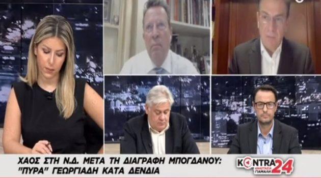 Μωραΐτης: «Η ελληνογαλλική Συμφωνία δεν εξυπηρετεί τα εθνικά μας συμφέροντα» (Video)
