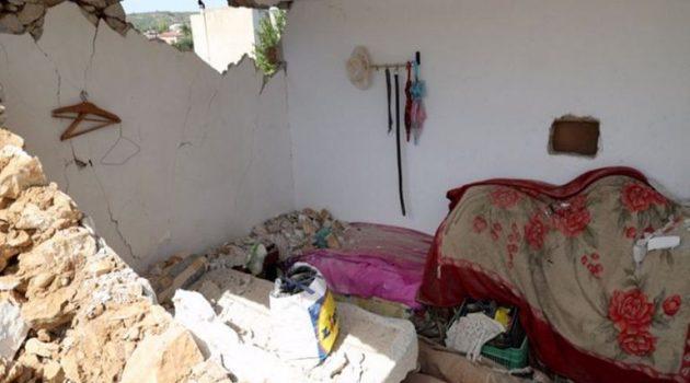 Κρήτη: Ξεπέρασαν τους 3.000 οι έλεγχοι σε οικίες και κτίρια που υπέστησαν ζημιές