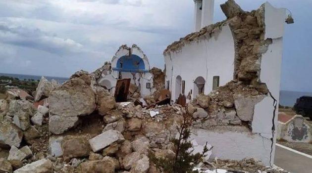 Σεισμός στην Κρήτη – Λέκκας: «Δεν μπορούμε να πούμε με βεβαιότητα πως ήταν ο κύριος σεισμός»