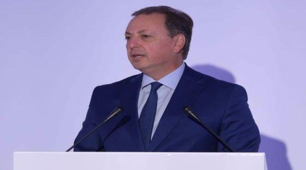 O Σπ. Λιβανός σε Ημερίδα που οργάνωσε η Μ. Σπυράκη για τη μείωση των ρύπων Μεθανίου