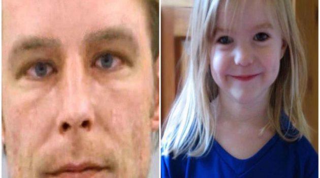 Μαντλίν: 100% βέβαιοι οι εισαγγελείς πως δολοφονήθηκε από τον Γερμανό παιδόφιλο