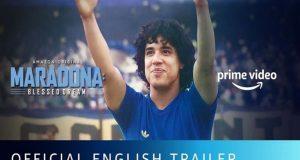 Maradona Blessed Dream: Το τρέιλερ της ζωής του Ντιέγκο Μαραντόνα!…