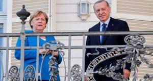 Τo «μελαγχολικό» αντίο Ερντογάν στη Μέρκελ – «Χάνει τη σημαντικότερη…
