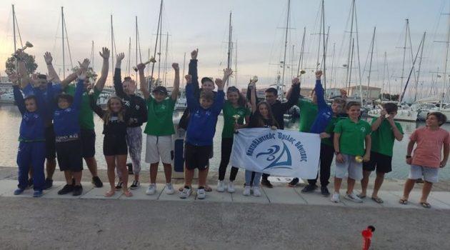 Ναυταθλητικός Όμιλος Βόνιτσας: Η μεγαλύτερη αποστολή με δεκαέξι συνολικά αθλητές (Photos)