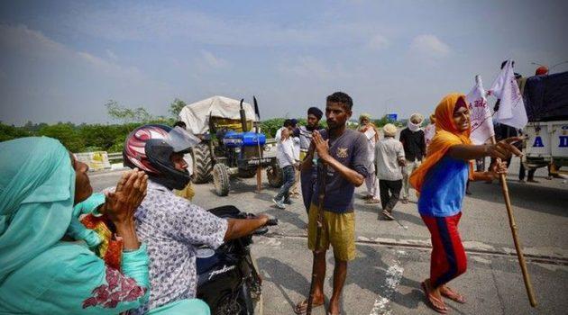 Ινδία: Οκτώ νεκροί σε διαδήλωση αγροτών