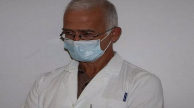 Καλαμάτα: Νεκρός ο Διευθυντής της κλινικής Covid του Νοσοκομείου Νίκος Γραμματικόπουλος