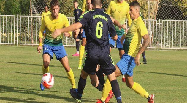 Φιλική νίκη (3-0) του Παναιτωλικού επί του Παναγριανικού