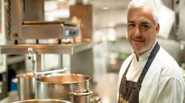 Άγγελος Λάντος: Ο Μεσολογγίτης Chef με τα δύο αστέρια Michelin
