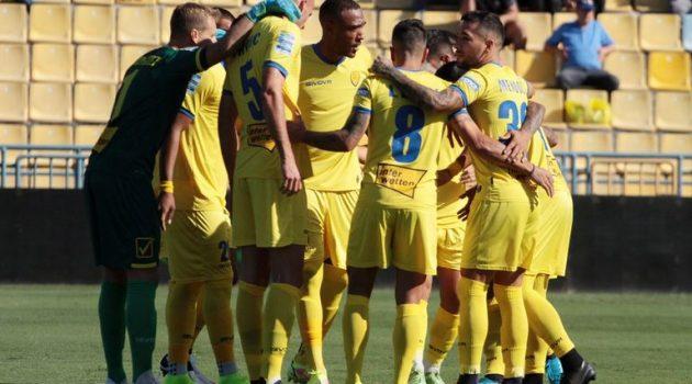 Super League 1: Ο Παναιτωλικός των πέντε πρώτων αγωνιστικών
