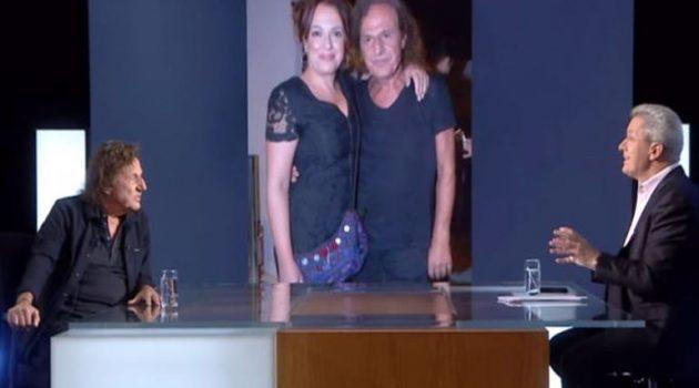 Βασίλης Παπακωνσταντίνου: «Την κυνήγησα την Ελένη Ράντου δύο χρόνια»