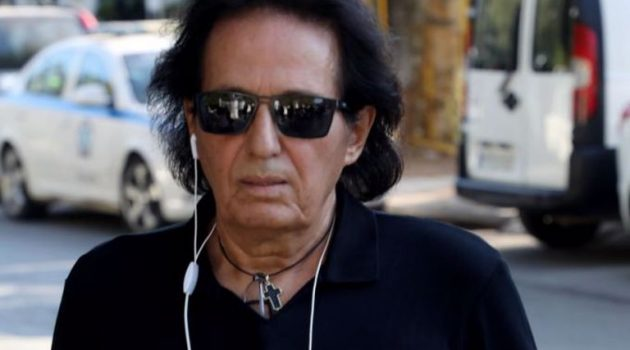 Συνελήφθη ο γνωστός τραγουδιστής Πασχάλης