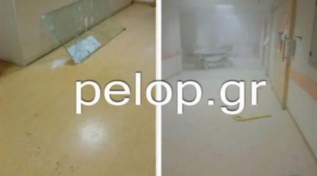 Πάτρα: Το «ξέσπασμα» του ασθενή σε Νοσοκομείο (Photos)