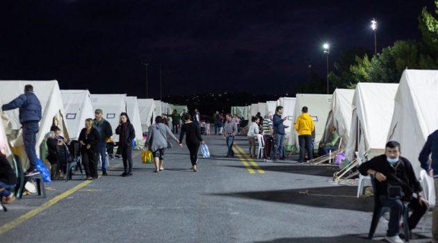 Κρήτη: Μη κατοικήσιμα 1.331 σπίτια – Συνεχίζονται οι έλεγχοι σε κτίρια μετά τους σεισμούς