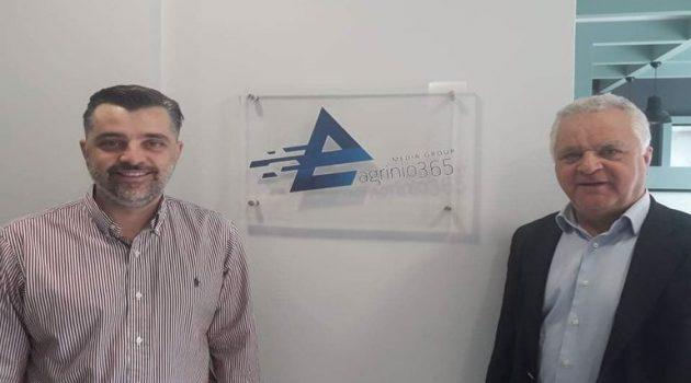 Ο Μίμης Σκορδόπουλος στον Antenna Star: «Ισόρροπη ανάπτυξη για όλο τον Δήμο Αγρινίου» (Ηχητικό)