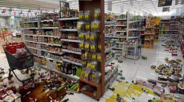 Σεισμός στην Κρήτη: Προειδοποίηση για κίνδυνο μικρού τσουνάμι μετά τα 6,3 Ρίχτερ
