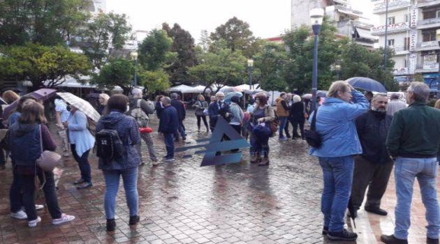 Αγρίνιο: Ικανοποιητική συμμετοχή των εκπαιδευτικών στην απεργία (Video – Photos)