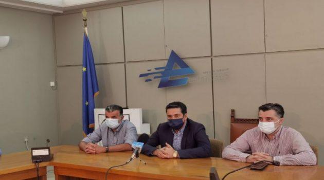 Παπαναστασίου: «Κορυφαίο γεγονός για το Αγρίνιο ο Ημιμαραθώνιος» (Videos – Photos)
