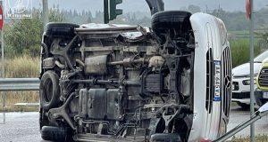 Σφοδρή σύγκρουση Ι.Χ. αυτοκινήτων στην Αμφιλοχία με τραυματισμούς (Video –…