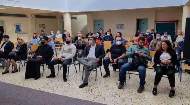 Σε Μεσολόγγι και Μύτικα τα ερευνητικά αποτελέσματα για το Μεσογειακό Ελαιόλαδο
