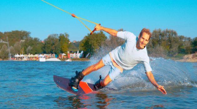 Λίμνη Στράτου, Αγρίνιο: Σάββατο και Κυριακή το Πανελλήνιο Πρωτάθλημα Wakeboard 2021