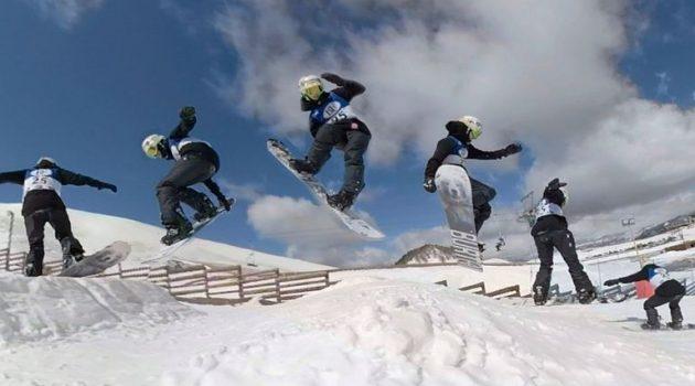 Αγώνες στην Ολλανδία για τη χιονοσανίδα, προετοιμασία στη Σλοβενία για το δίαθλο