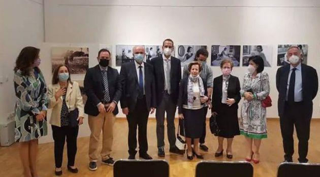 Ο Ν. Φαρμάκης για το Κτίριο «Χρυσόγελου»: «Ξεπεράστηκαν πολλά εμπόδια» (Photos)